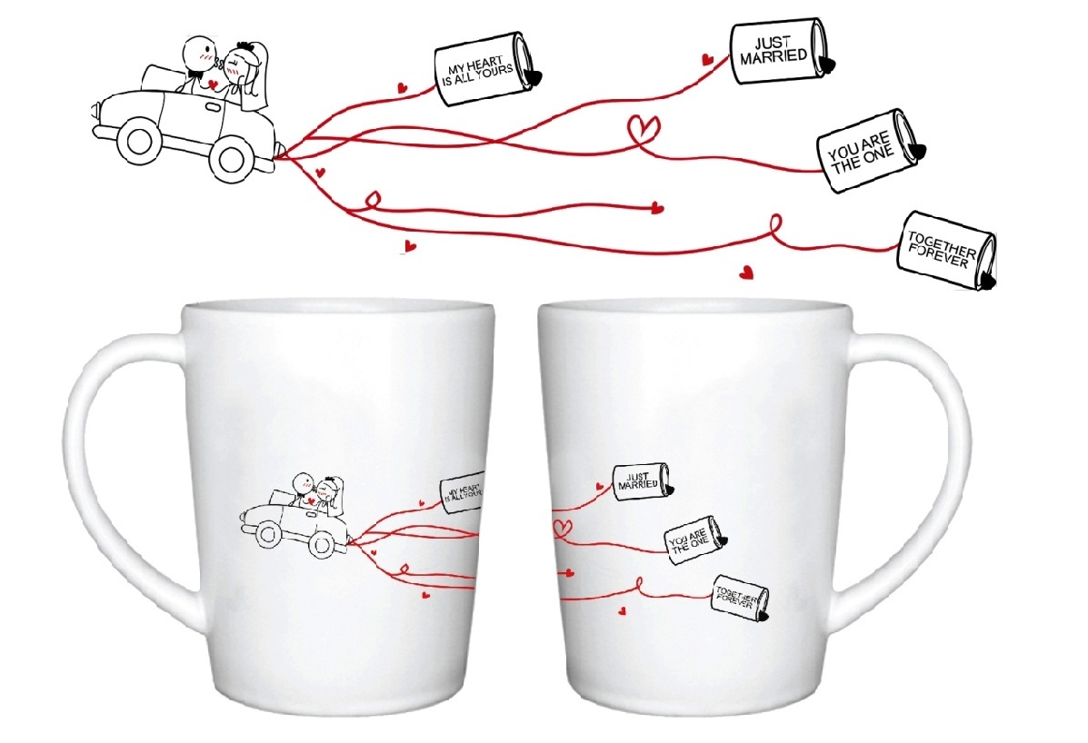 Love Knot Mugs