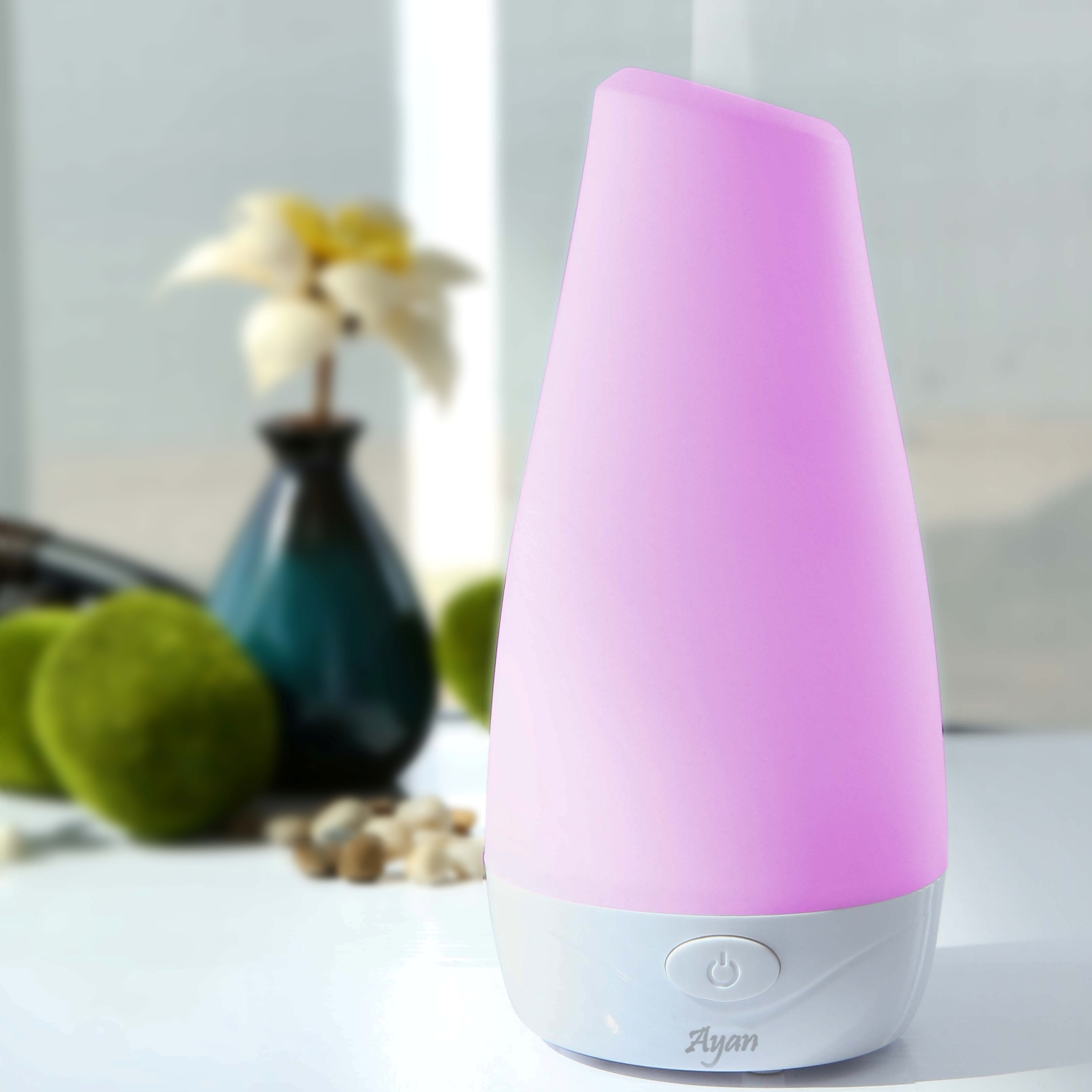 Ayan Essential Oil Aroma Diffuser and Humidifier b