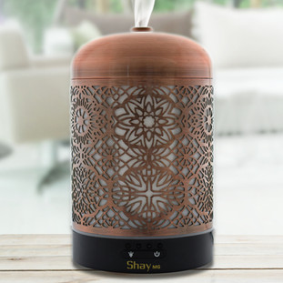Shay MG05 Ultrasonic Aroma Diffuser & Humidifier