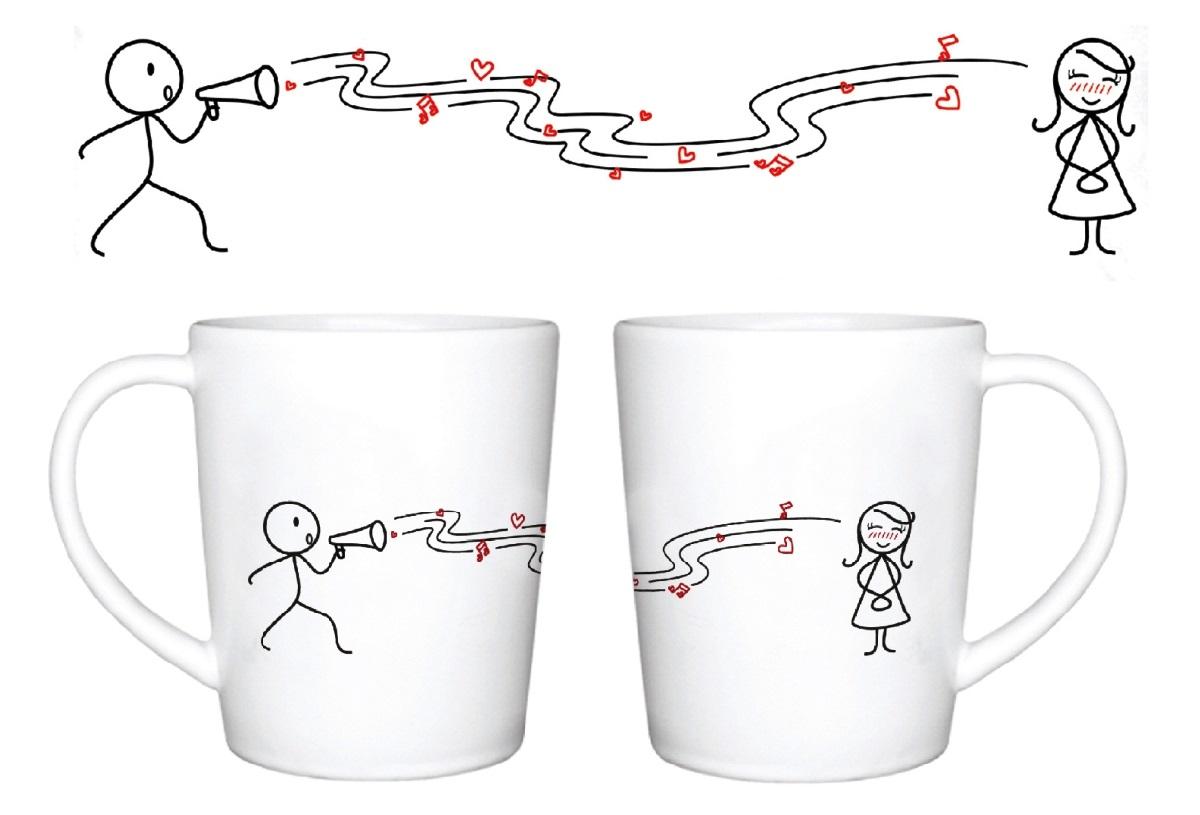 Love Tune Mugs
