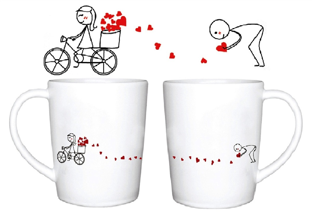 Love Trail Mugs