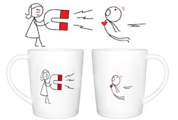 Love Magnet Mugs