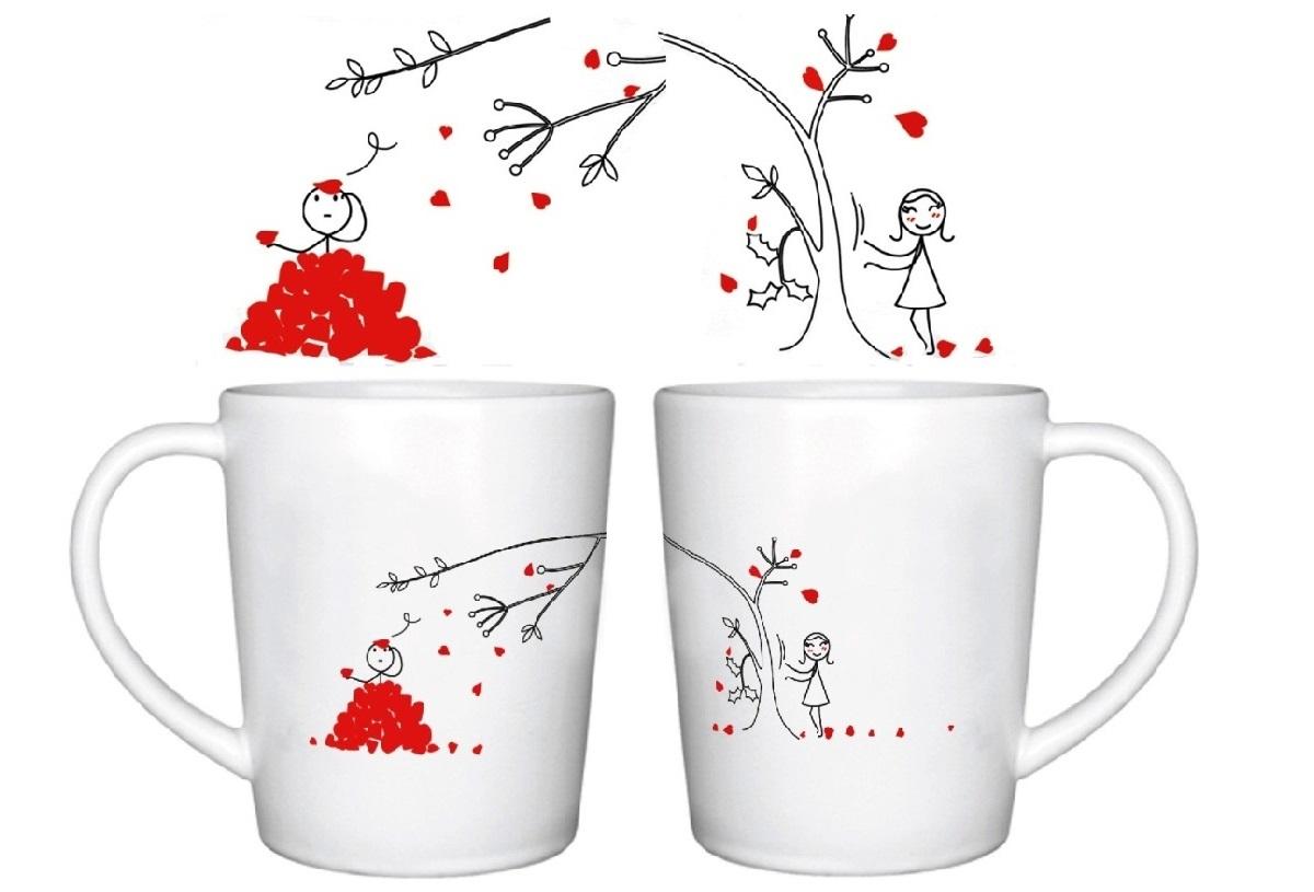 Love Petals Mugs