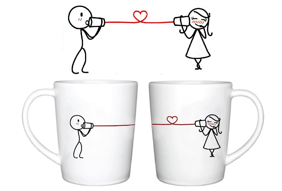 Love Whispers Mug