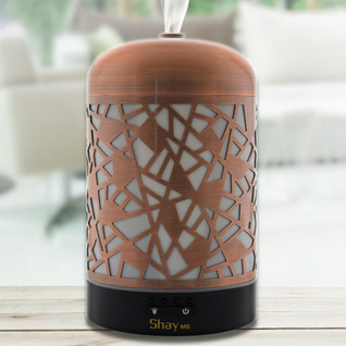 Shay MG06 Ultrasonic Aroma Diffuser & Humidifier