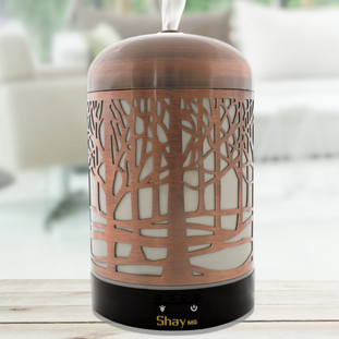Shay MG03 Ultrasonic Aroma Diffuser & Humidifier