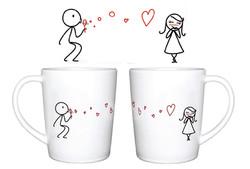 Love Bubbles Mugs