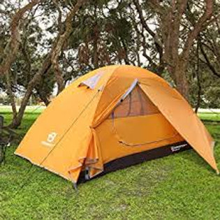 Eisenhower VIP Tent/Camping Package