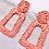 Thumbnail: Pink Mini Statement Earrings