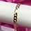 Thumbnail: Gold Figaro Chain Anklet