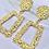 Thumbnail: Gold Statement Earrings