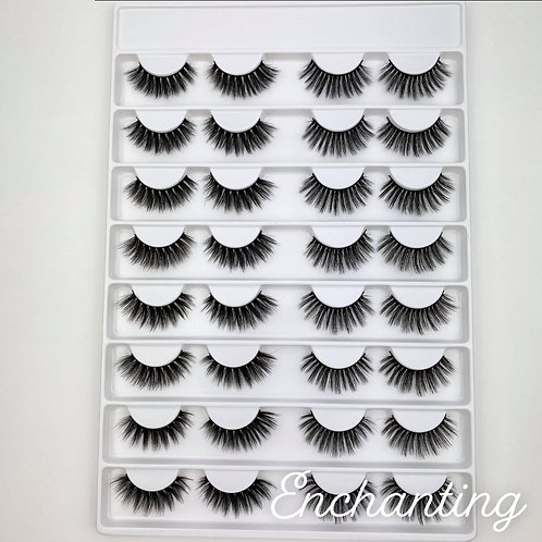 Lash Collection 16 Pairs - Enchanting