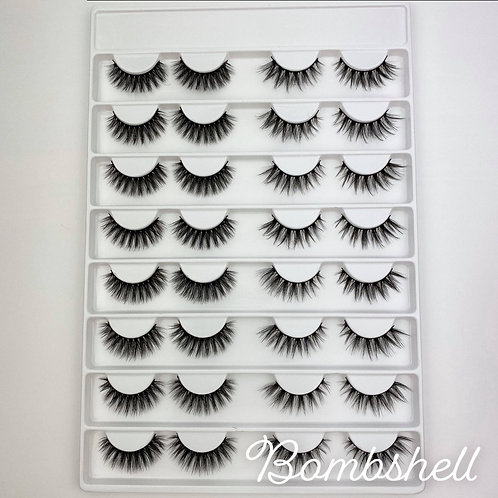 Lash Collection 16 Pairs - Bombshell