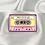 Thumbnail: 90's Cassette Tape Pin Badge
