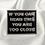 Thumbnail: Black 'You Are To Close' Pin Badge