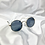 Thumbnail: Black Round Sunglasses