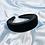 Thumbnail: Black Princess Padded Headband