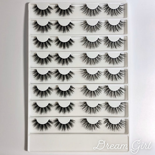 Lash Collection 16 Pairs - Dream Girl