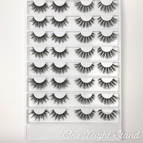 Lash Collection 16 Pairs - One Night Stand