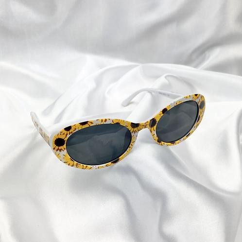 Sunflower Oval Sunglasses