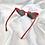 Thumbnail: Red Statement Heart Sunglasses
