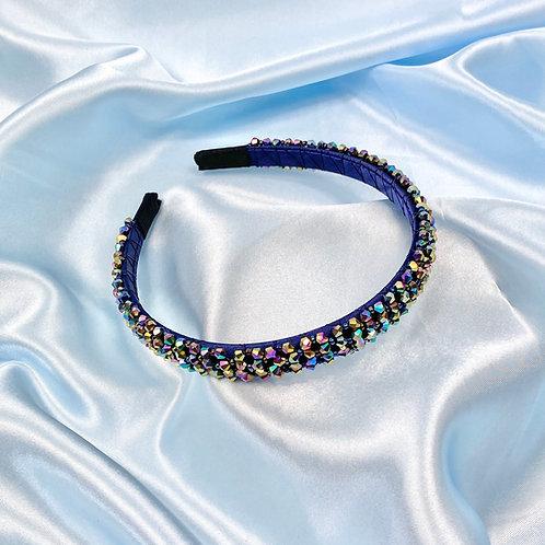 Galaxy Luxury Bead Headband