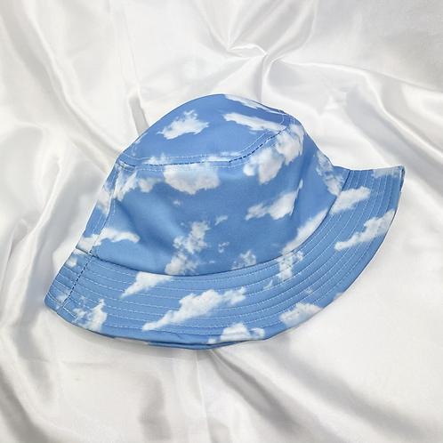 Blue Cloud Bucket Hat