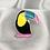 Thumbnail: Toucan Pin Badge