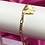 Thumbnail: Yellow Butterfly Anklet