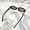 Thumbnail: Tortoiseshell Oval Sunglasses