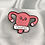 Thumbnail: Cuterus Pin Badge