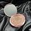 Thumbnail: Rose Gold Luxury Mirror Eyelash Case