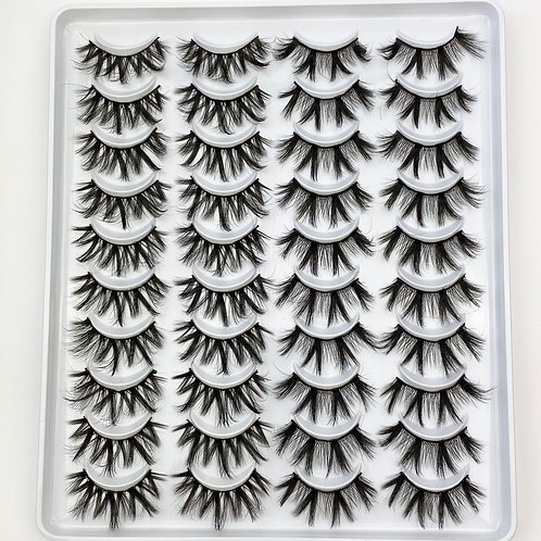 Lash Collection 20 Pairs - Take Your Man