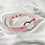 Thumbnail: Pink Faux Leather Heart Choker