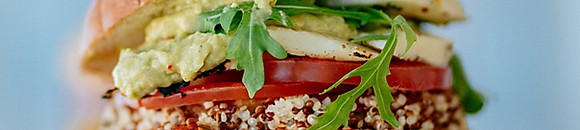 Burgerisch guat - Burgers & Sandwiches