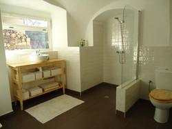 En-suite Badezimmer