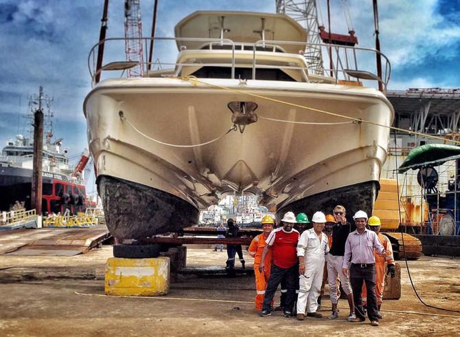 Annual Yacht Maintenance