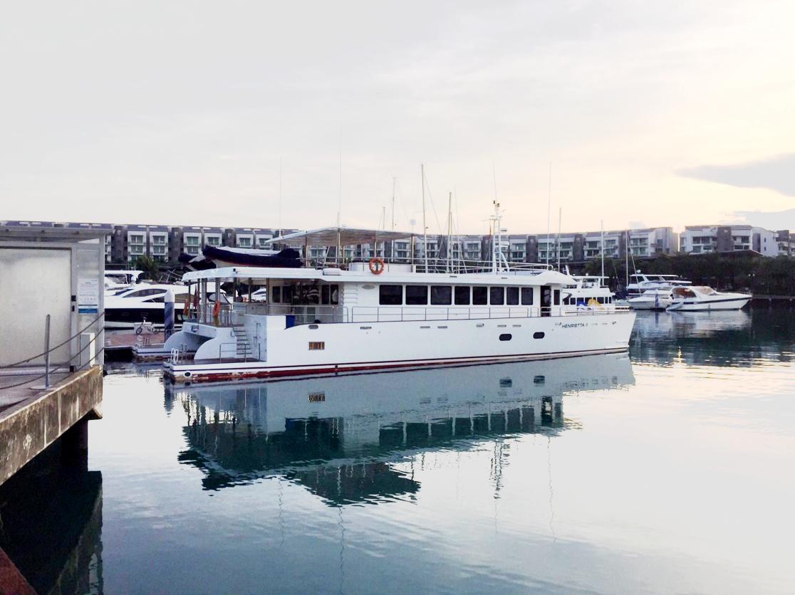 Yacht Charters & Cruising Singapore