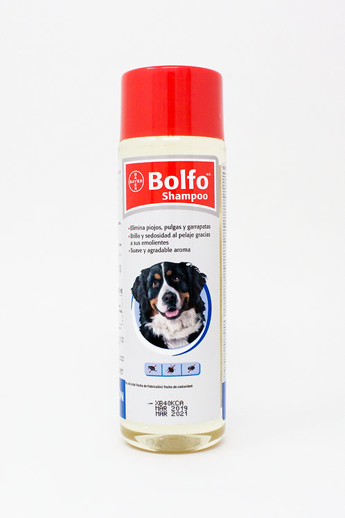 Bayer Bolfo Shampoo Antipulgas