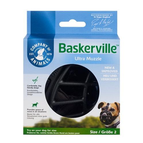 Bozal caucho Baskerville Ultra