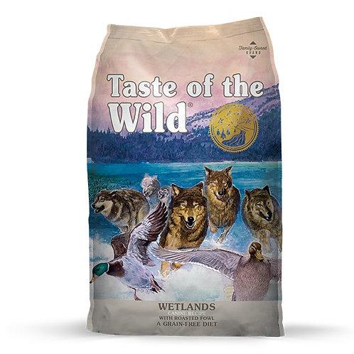 Taste of the Wild Wetlands Canine Pato Asado