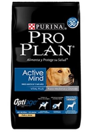 Pro Plan® Active Mind Razas Medianas y Grandes