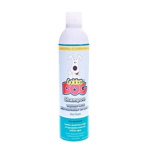 Golden Dog Shampoo Espuma Seca
