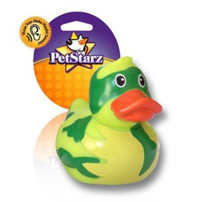PetStarz Juguete Pato de Hule