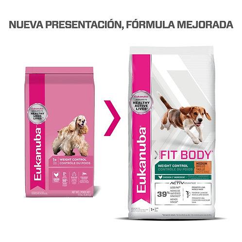 Eukanuba® Fit Body Medium Breed