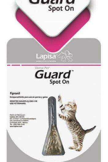 Lapisa Dorso Pet® Guard Spot On Gato