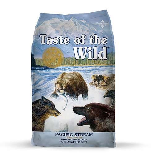 Taste of the Wild Pacific Stream Canine Salmón Ahumado