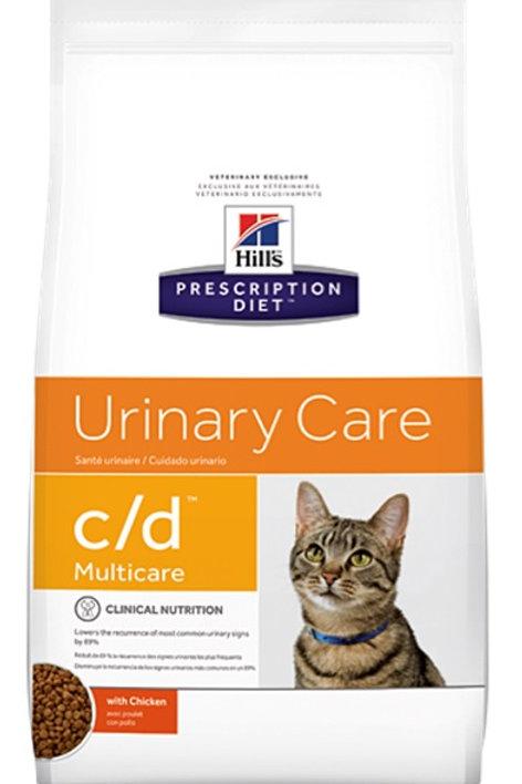 Hill's® Prescription Diet® c/d® Multicare Feline with Chicken