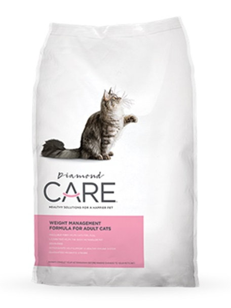 Diamond Care Weight Management Adult Cats