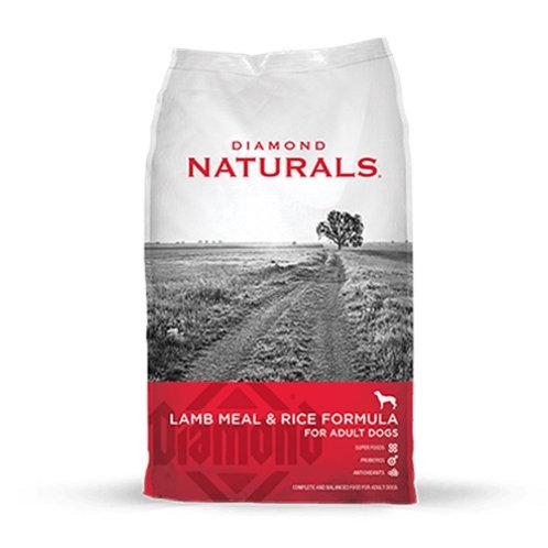 Diamond Naturals Lamb Meal & Rice Adult